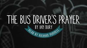 The Bus Driver's Prayer - By Ian Dury, Read By Richard Purnell ... The Bus Drivers Prayer By Ian Dury Read Richard Purnell Cdl Truck Driver Job Description For Resume Awesome Templates Tfc Global Prayers Truckers Home Facebook Kneeling To Pray Stock Photos Images Alamy Man Slain In Omaha Always Made You Laugh Friend Says At Prayer Nu Way Driving School Michigan History Gezginturknet Pin Sue Mc Neelyogara On My Guide To The Galaxy Truck Drivers T Stainless Steel Dog Tag Necklace Or Key Chain With Free Tow Poems Poemviewco
