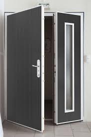 porte entree vantaux parfait porte blindée dans porte d entrée vantaux 65 sur