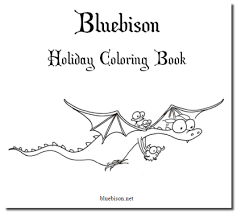 Pack 2 Holiday Coloring Book 9 Pages