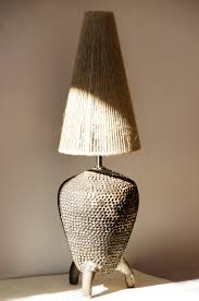 Crate And Barrel Cole Desk Lamp by Small Modern Style Lamp Table Lamp Handmade Ceramic By Burntoborn