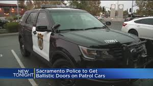 Sac City Council Approves $440,000 For PD Patrol Car Ballistic Doors ...