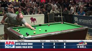 100 Worldwide Pools 8Ball World Championship Finals 2016 APA World Pool Championships