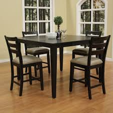 5 Piece Counter Height Dining Room Sets by Buy Este 9 Piece Counter Height Dining Set Finish Brown
