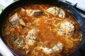 cuisiner du congre bourride provençale de congre et plus si affinité cardamome