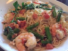 Shrimp Scampi from the