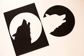 Easy Wolf Pumpkin Carving Stencils by Twilight Free Party Printables Frog Prince Paperie