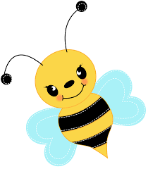 Clip Arts Related To Cute Bee Coloring Pages