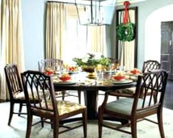 Round Dining Table Decor How To Decorate Centerpieces Room Centerpiece
