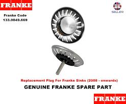 Franke Commercial Sinks Usa by Franke Sink Strainer Befon For