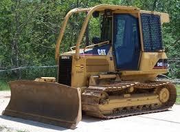 d4 cat dozer environmental construction equipment