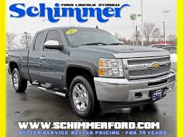 100 Lincoln Pickup Truck 2013 Price Used Chevrolet Silverado 1500 For Sale At Spring Valley Ford