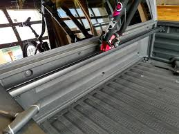 100 Truck Bed Bike Rack RockyMounts Honda Ridgeline Track System