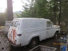 Ford F-100 Panel Trucks - Ford Truck Enthusiasts Forums