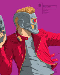 Star Lord By Florey