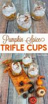 Pumpkin Fluff Recipe Cool Whip by Simple U0026 Delicious Pumpkin Spice Trifle Cups Dessert Recipe