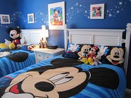 Great Mickey Mouse Bedroom