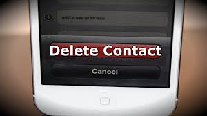 How To Delete iPhone Contacts How To Use The iPhone 5