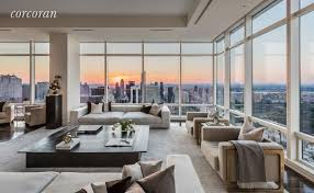 100 Upper East Side Penthouse Corcoran 151 58th Street Apt PH53W Rentals