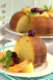 orange savarin daring bakers april challenge recipe april