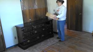 Vaughan Bassett Reflections Dresser by How To Remove Dresser Drawers Youtube