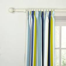Teal Blackout Curtains Pencil Pleat by Buy Little Home At John Lewis Waves U0026 Whales Striped Pencil Pleat