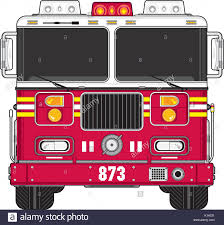 99 How To Draw A Fire Truck Step By Step Cartoon Man Fighters Engine Vector Illustration Stock