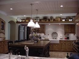 kitchen unique collection granite floor brown wooden kitchen