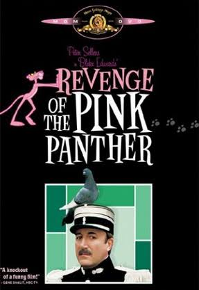 Revenge of the Pink Panther DVD