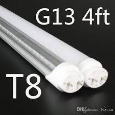 g13 4ft t8 led light energy saying fluorescent light