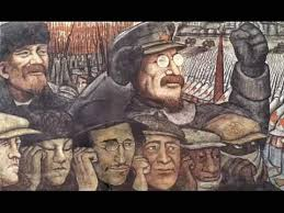 Diego Rivera Rockefeller Center Mural Controversy by Tribute To Diego Rivera Youtube