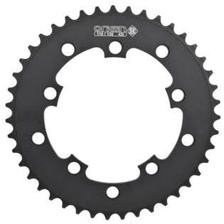 Origin8 Fixie Fixed Gear BMX SS Chainring - Black, 43T