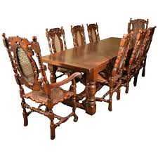 Large Dining Table & | Ref. No. 03869c | Regent Antiques 6 Antique Berkey Gay Depression Jacobean Walnut Ding Room Table And Four Chairs With Bench Luxury Wood Set Of Eight Solid Carved Oak 1930s Or Gothic Style Kitchen Design Sets This Is Fantastic A Superb Large Oak Refectory Table Size 121 X 242cm Togethe Lovely Top Result 50 Pair Ethan Allen Royal Charter Side Early 20th Century Revival Lot 54 Mahogany Six Jacobean Chair Artansco