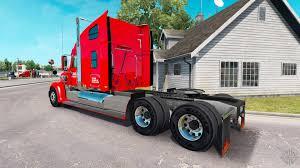 100 Knights Trucks Skin On The Tractor Freightline Coronado For American Truck