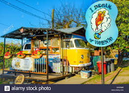 Bus Food Truck Stock Photos & Bus Food Truck Stock Images - Alamy