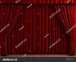 Lush Decor Velvet Curtains by Theatre Curtains Theatre Curtains Clipart Theater Curtain Clipart