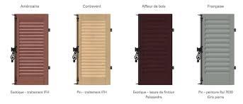 volet battant persienne bois volet en bois persiennés portes et fenêtres pvc bois et alu en