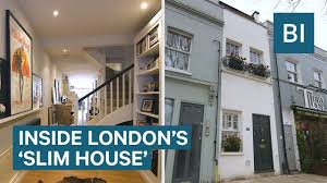 100 Oxted Houses For Sale Inside Londons Slim House That Is 7 Feet Wide And Costs 1m
