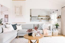 100 Split Level Living Room Ideas Samantha Glucks Bright Minimal ScandiInspired House Tour