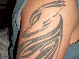 A Powerful Forearm Tattoo Freshly Wolfed