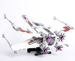 Lego X Wing Stand by Lego Star Wars Red Five X Wing Starfighter 10240 Pley Buy Or