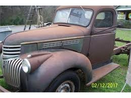 100 Classic Chevrolet Trucks For Sale 1946 Pickup For Carscom CC1122425