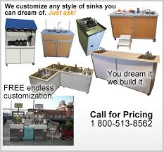 Ozark River Portable Hand Sink by Portable Sinks Ozark River Portable Sinks Diy Portable Sink For