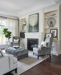100 Bungalow Living Room Design Bright Airy Transitional Toronto By