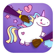 Unicorn Coloring Book Apps Apk Free Download For Android PC Windows