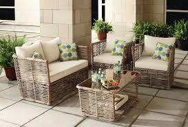 Grand Resort Patio Furniture by Grand Resort 710 059 000 Brunswick 4 Piece Seating Set