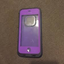 38% off Unknown Accessories Knockoff Purple LifeProof Case for