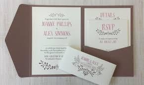 Handmade Wedding Invitations Entrancing