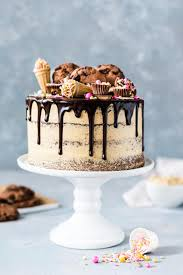 peanutbutter schoko torte