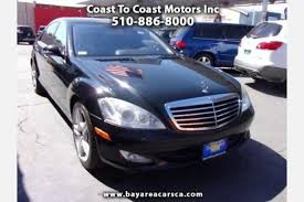 Brake And Lamp Inspection Fremont Ca by Used Mercedes Benz S Class For Sale In Fremont Ca Edmunds