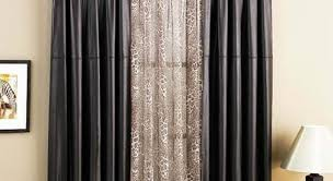Decorative Traverse Rod For Patio Door by Best Covering For Sliding Glass Doors Image Of Window Treatments